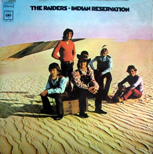 'Indian Reservation', CBS ASF 1607, 1970
